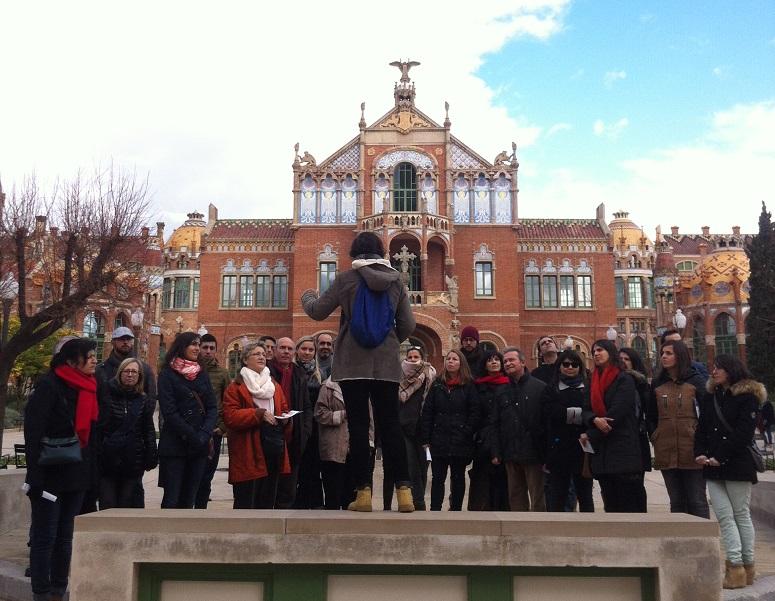 Belleza y valores humanos en la visita guiada al recinto - Agenda cultura barcelona ...